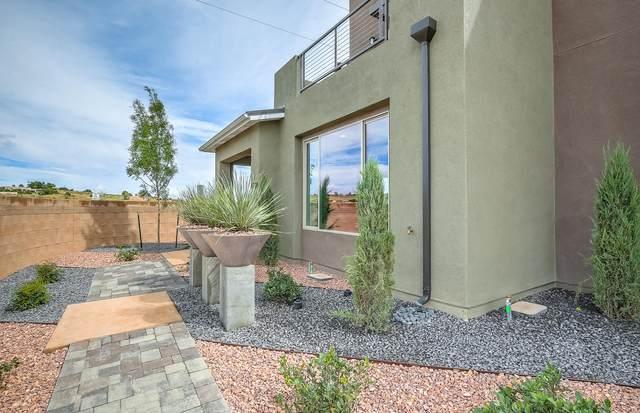 6328 Vista Del Bosque Drive NW, Albuquerque, NM 87120 (MLS #984261) :: The Buchman Group