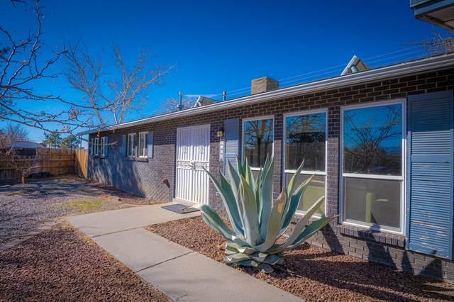 4100 Las Casas Court SE, Rio Rancho, NM 87124 (MLS #984384) :: The Buchman Group