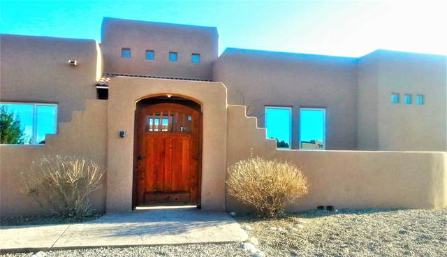 316 Camino De Las Huertas, Placitas, NM 87043 (MLS #984450) :: The Buchman Group