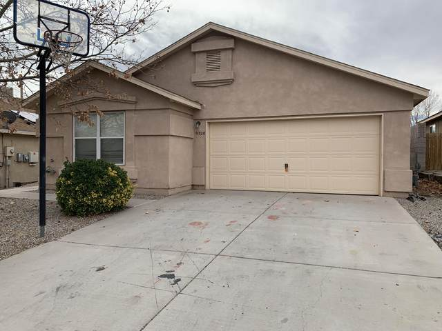 9320 Starboard Road NW, Albuquerque, NM 87121 (MLS #984770) :: The Buchman Group