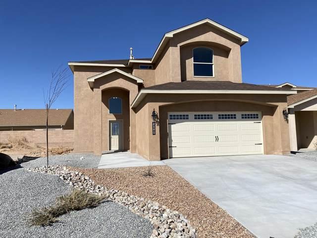 2490 Desert Sky Street, Los Lunas, NM 87031 (MLS #984792) :: Keller Williams Realty