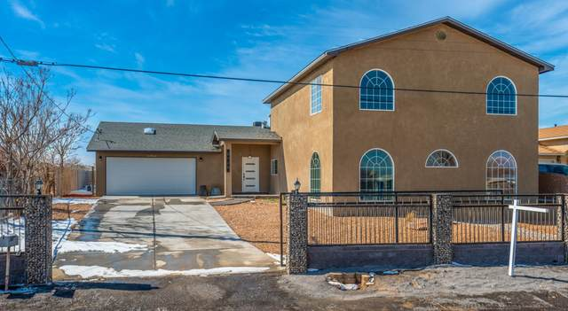2125 Foothill Drive SW, Albuquerque, NM 87105 (MLS #985081) :: Campbell & Campbell Real Estate Services