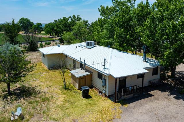 397 Jarales Road, Jarales, NM 87023 (MLS #985271) :: Campbell & Campbell Real Estate Services