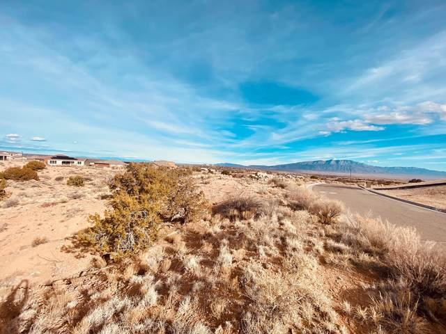 2408 Desert Marigold Road NE, Rio Rancho, NM 87144 (MLS #985741) :: Keller Williams Realty