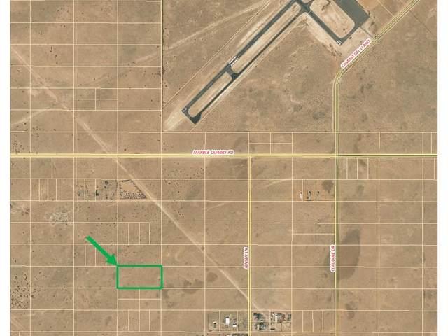 Marble Quarry Road, Belen, NM 87002 (MLS #985791) :: Keller Williams Realty