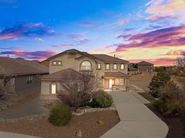 2108 Las Brisas Circle SE, Rio Rancho, NM 87124 (MLS #986057) :: Berkshire Hathaway HomeServices Santa Fe Real Estate
