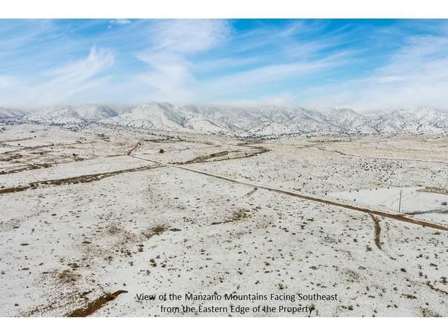 11 Tarugo Road, Belen, NM 87002 (MLS #986143) :: Keller Williams Realty