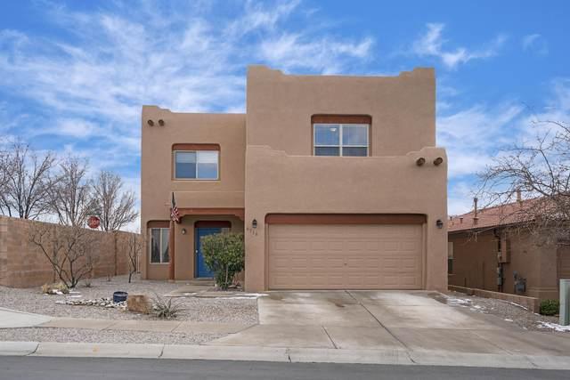 6716 Glenlochy Way NE, Albuquerque, NM 87113 (MLS #986216) :: The Buchman Group