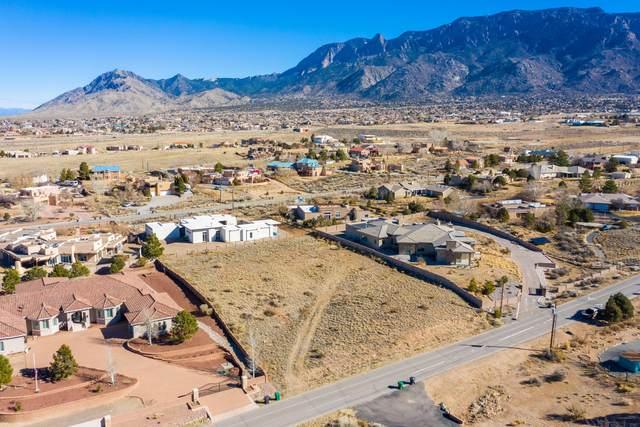TBD San Francisco Drive NE, Albuquerque, NM 87122 (MLS #986275) :: The Buchman Group