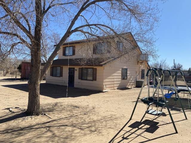 1467 Jeannie Drive, Los Lunas, NM 87031 (MLS #986333) :: Keller Williams Realty