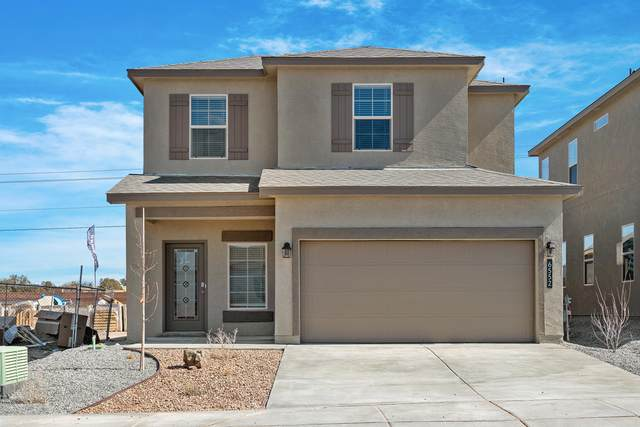 4828 Blackburn Road NE, Rio Rancho, NM 87144 (MLS #986792) :: Keller Williams Realty