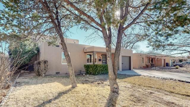 4908 Burton Avenue SE, Albuquerque, NM 87108 (MLS #986944) :: Keller Williams Realty