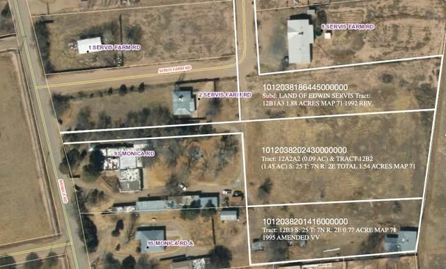 Servis Farm (12B3, 25, 7N,2E) Road, Los Lunas, NM 87031 (MLS #987332) :: Keller Williams Realty