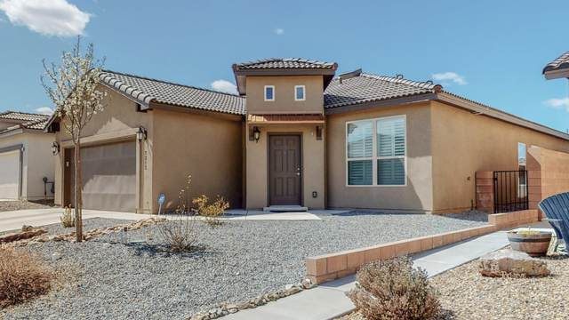 7313 Ojai Street NE, Albuquerque, NM 87109 (MLS #987481) :: Keller Williams Realty