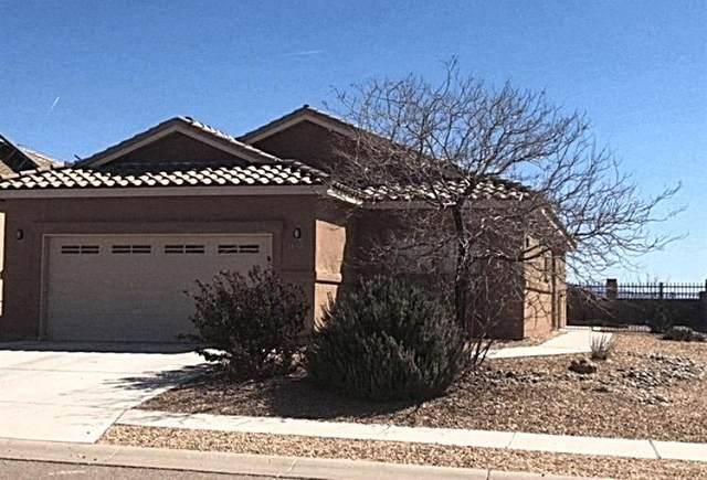 1600 Camino Rustica SW, Los Lunas, NM 87031 (MLS #987535) :: Campbell & Campbell Real Estate Services