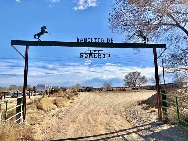 4723 Don Pedro Padilla Road SW, Albuquerque, NM 87121 (MLS #987575) :: The Buchman Group