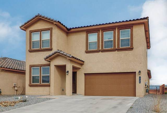 1735 Valle Vista Rd Nw, Los Lunas, NM 87031 (MLS #988215) :: Berkshire Hathaway HomeServices Santa Fe Real Estate