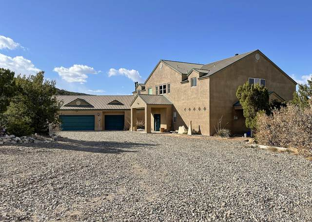 39 Monte Vista Road, Sandia Park, NM 87047 (MLS #988509) :: Keller Williams Realty
