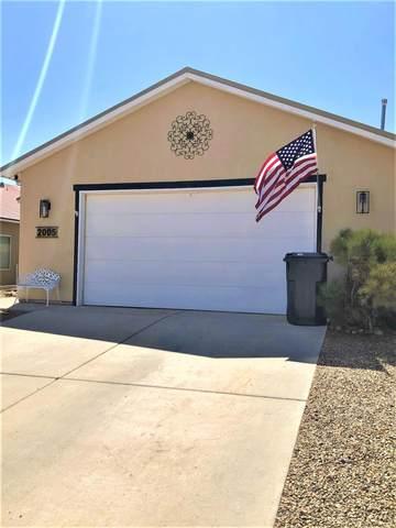 2005 Alama Drive NE, Rio Rancho, NM 87124 (MLS #988619) :: The Buchman Group