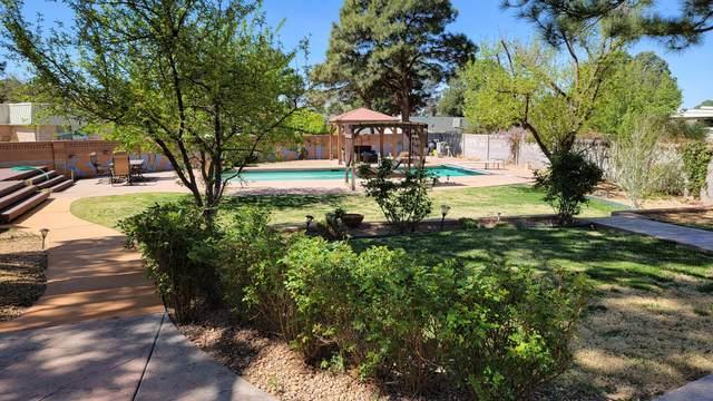 6508 Osuna Road NE, Albuquerque, NM 87109 (MLS #988764) :: Berkshire Hathaway HomeServices Santa Fe Real Estate