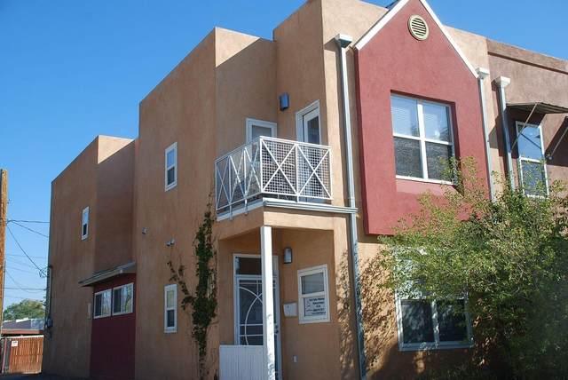 1020 6TH Street NW, Albuquerque, NM 87102 (MLS #988931) :: Berkshire Hathaway HomeServices Santa Fe Real Estate