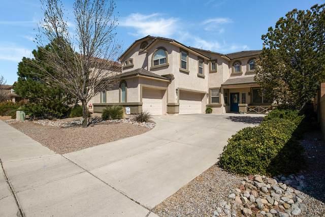 1440 Montiano Loop SE, Rio Rancho, NM 87124 (MLS #989082) :: Keller Williams Realty