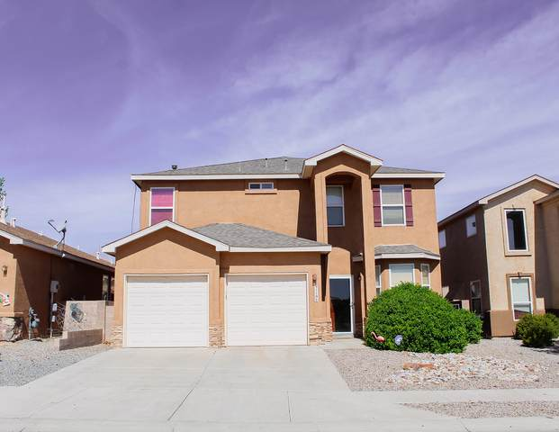 9119 Ashfall Place NW, Albuquerque, NM 87120 (MLS #989311) :: Keller Williams Realty