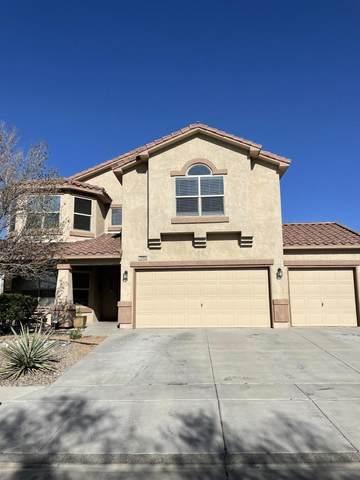 10460 Cantacielo Drive NW, Albuquerque, NM 87114 (MLS #989393) :: Keller Williams Realty