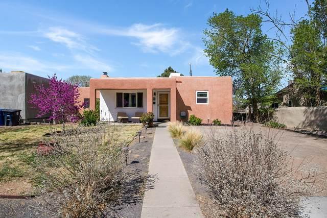 1105 Princeton Drive SE, Albuquerque, NM 87106 (MLS #989407) :: Keller Williams Realty
