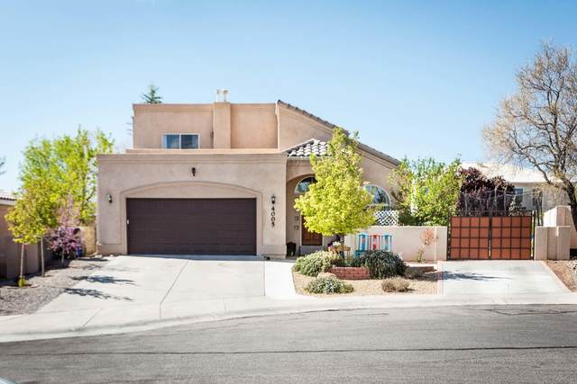 4005 Palmilla Place NW, Albuquerque, NM 87114 (MLS #989610) :: The Buchman Group