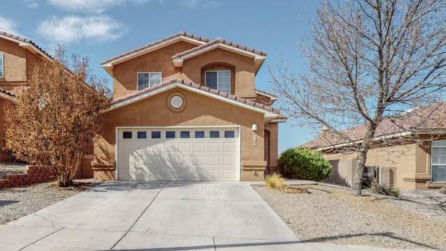 5509 Havasu Avenue NW, Albuquerque, NM 87120 (MLS #989741) :: Campbell & Campbell Real Estate Services