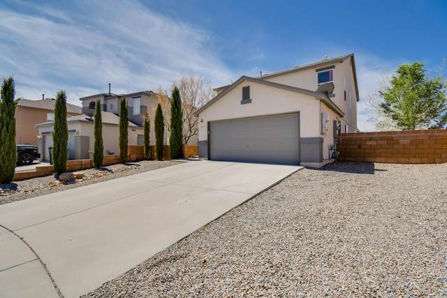 5233 Caprock Drive NE, Rio Rancho, NM 87144 (MLS #990182) :: The Buchman Group