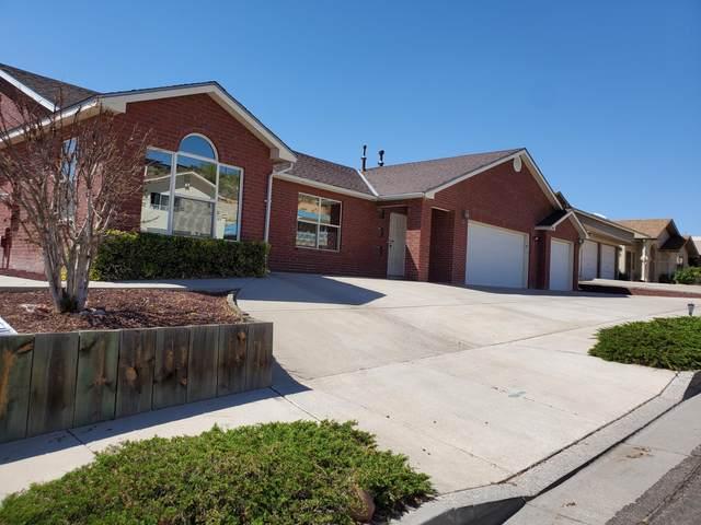 5116 Lomas De Atrisco Road NW, Albuquerque, NM 87105 (MLS #990812) :: Berkshire Hathaway HomeServices Santa Fe Real Estate