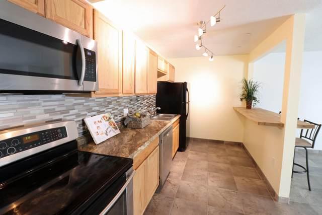 8333 Comanche Road NE #16C, Albuquerque, NM 87110 (MLS #990955) :: Keller Williams Realty