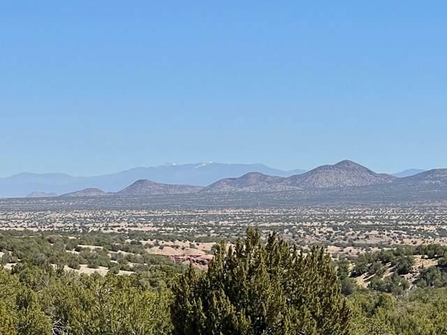 1 La Vigilia Road, Sandia Park, NM 87047 (MLS #991180) :: Campbell & Campbell Real Estate Services