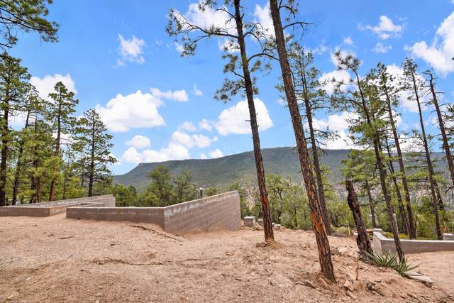 1600 Ponderosa Drive, Jemez Springs, NM 87025 (MLS #991238) :: Berkshire Hathaway HomeServices Santa Fe Real Estate