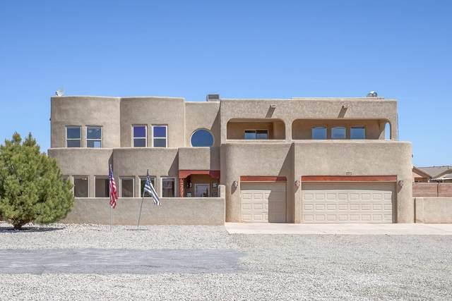 6905 Nacelle Road NE, Rio Rancho, NM 87144 (MLS #991242) :: Sandi Pressley Team