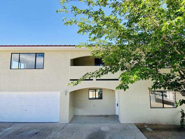 3812 Evansdale Road NW, Albuquerque, NM 87105 (MLS #991369) :: The Buchman Group