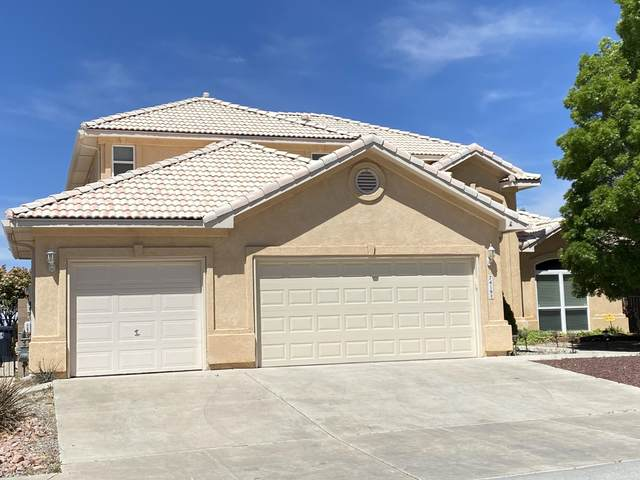 7419 Wadi Musa Drive NE, Albuquerque, NM 87122 (MLS #991640) :: Campbell & Campbell Real Estate Services