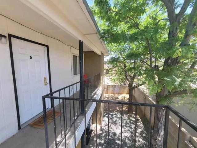 308 Virginia Street NE, Albuquerque, NM 87108 (MLS #991714) :: Berkshire Hathaway HomeServices Santa Fe Real Estate