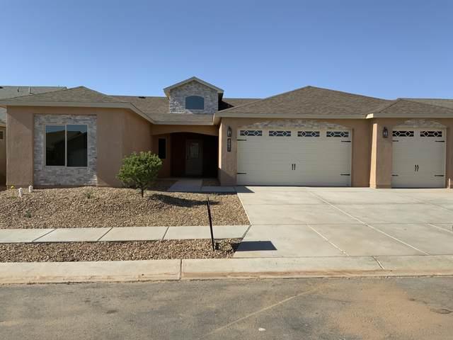 2641 Firewheel Avenue SW, Los Lunas, NM 87031 (MLS #992424) :: Sandi Pressley Team