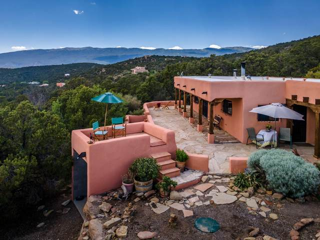 23 Lost Valley Loop, Cedar Crest, NM 87008 (MLS #992585) :: Campbell & Campbell Real Estate Services