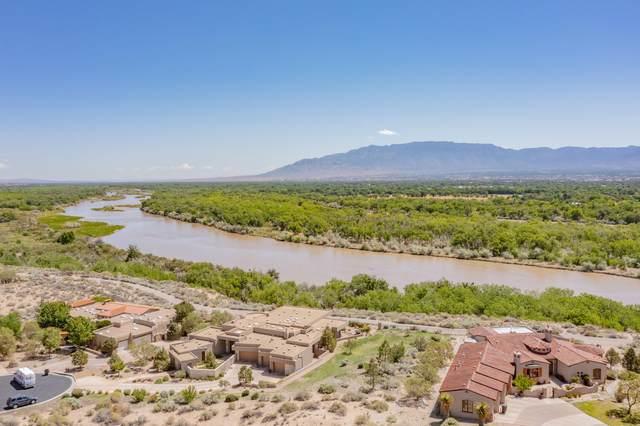 3808 Oxbow Village Lane NW, Albuquerque, NM 87120 (MLS #992613) :: Berkshire Hathaway HomeServices Santa Fe Real Estate