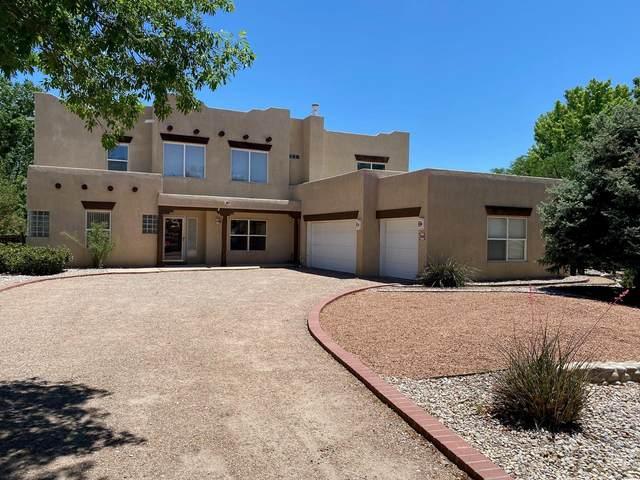 2600 Bosque Del Sol Lane NW, Albuquerque, NM 87120 (MLS #992671) :: Sandi Pressley Team