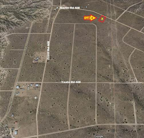 Marlin Road, Rio Rancho, NM 87124 (MLS #993158) :: Campbell & Campbell Real Estate Services