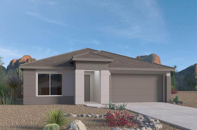 2534 Guadalupe, Rio Rancho, NM 87144 (MLS #993235) :: The Buchman Group