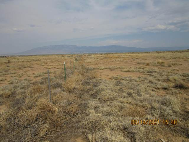 Faciel (L1,T7,U11,Vc) Road NW, Albuquerque, NM 87120 (MLS #993246) :: Sandi Pressley Team