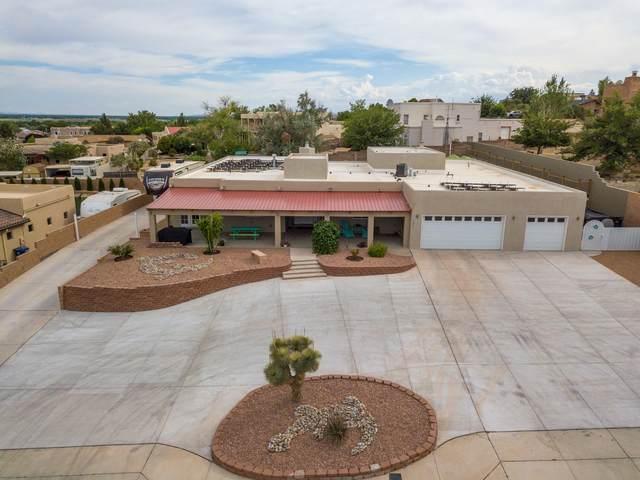 1511 Drake Road SW, Los Lunas, NM 87031 (MLS #993259) :: Sandi Pressley Team