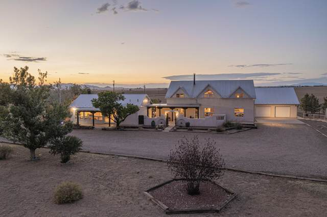 3660 Highway 41, Stanley, NM 87056 (MLS #993289) :: Campbell & Campbell Real Estate Services