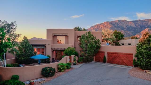 1522 Eagle Ridge Road NE, Albuquerque, NM 87122 (MLS #993680) :: Keller Williams Realty